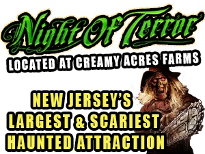Creamy Acres Night Of Terror