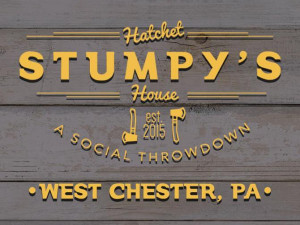 Stumpy's Hatchet House of We...